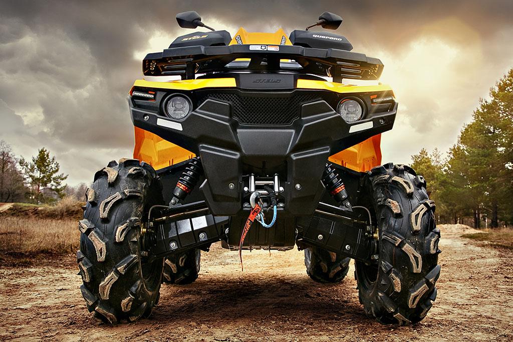 STELS ATVs