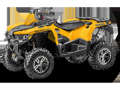 STELS ATVs - Quadix