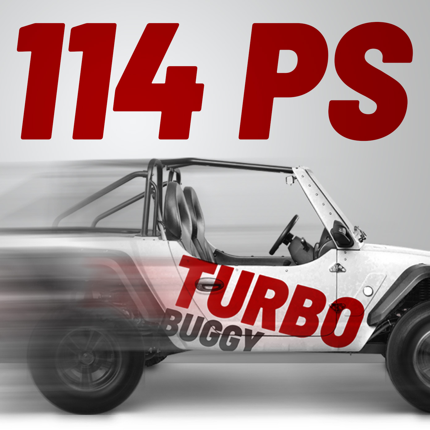 Turbo Buggy in der Quadwelt