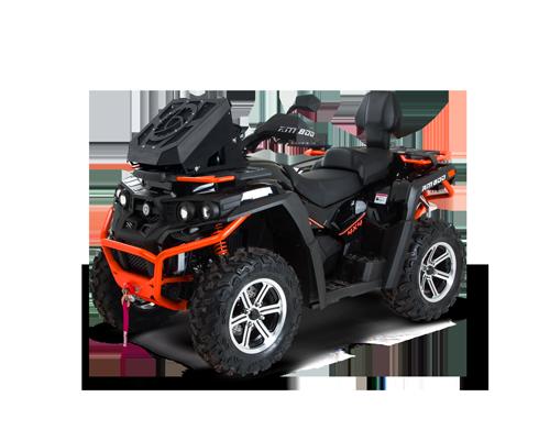 RM ATVs - Quadix